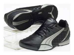 NEW PUMA MOTORAZZO DUCATI TRAINERS BLACK UK MENS SHOES