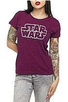 Star Wars Her Universe Burnout Girls T Shirt