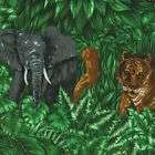 fabric items   Get great deals on Safari Jungle Animals, Juvenile