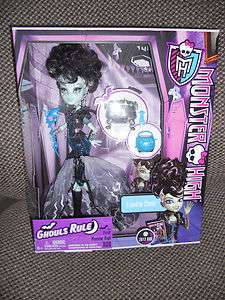 Doll Monster High FRANKIE STEIN Ghouls Rule New In Box In Hand New