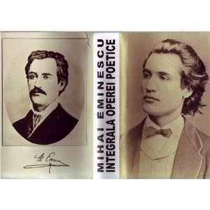 Poetice (9789736244162) MIHAI EMINESCU, Alexandru Condeescu Books