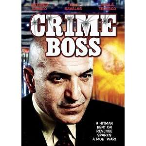 Crime Boss: Telly Savalas, Antonio Sabato, Paola Tedesco