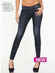 Miss Sixty Magic Malone Bumlift Jeans   Washed Black
