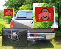 NCAA Car Flags, NCAA Car Flag, College Car Flags  University Car