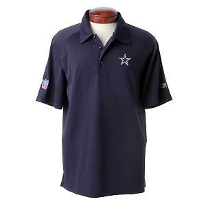 Dallas Cowboys Training Camp Polo Shirt by Reebok