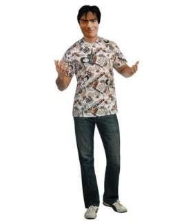 Mens Charlie Sheen Costume Kit Costume  Mens TV & Movie Halloween