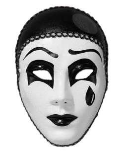 Full Mask  Masks Venetian Hats, Wigs & Masks for Halloween Costumes