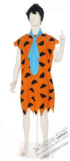 Adult Fred Flintstone Costume   Flintstones Costumes
