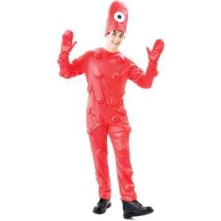 Yo Gabba Gabba   Muno Adult Costume, 800617
