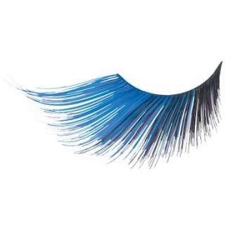 Blue & Black Extra Long Eyelashes, 60437