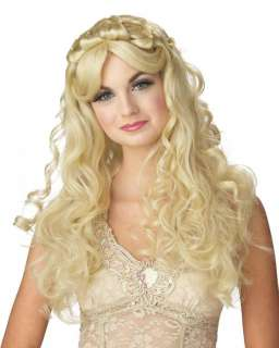 Blonde Princess Wig   Wigs