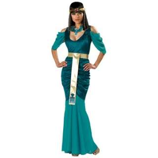Egyptian Jewel Adult Costume   Includes Dress, collar, headpiece and
