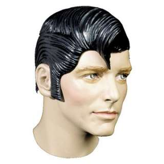 Flash Rubber Wig   Halloween Costume Wigs   15DU1352