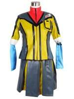 Ultraman Mebius Guys Uniform Cosplay Costume