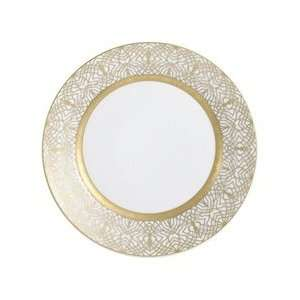 Haviland & Parlon Farahnaz White Dinner Plate  Kitchen