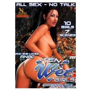 Ten Wet Girls (disc): Health & Personal Care