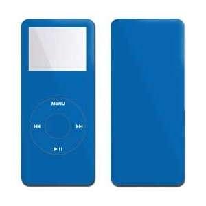 Solid State Blue Design Apple iPod Nano 1G (1st Gen) 1GB