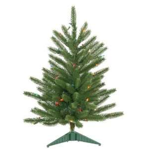 Regal Pine Artificial Christmas Tree   Clear Lights