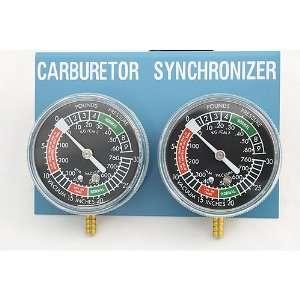 Carb Carburetor Synchronizer Set For Harley Davidson Automotive