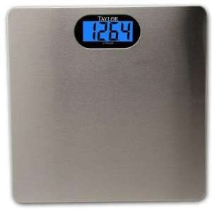 Taylor Digital Bath Scale w/ LCD Home & Kitchen