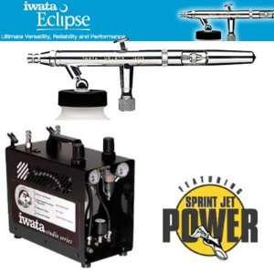 Airbrush Depot KIT 4200 IS975 HP BCS 0.5mm Eclipse