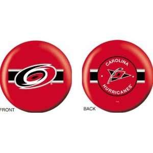 Carolina Hurricanes NHL Bowling Ball