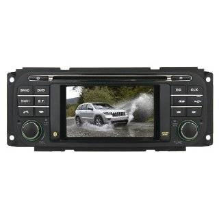 , Dodge, Chrysler Car DVD Player with in dash Navigation System