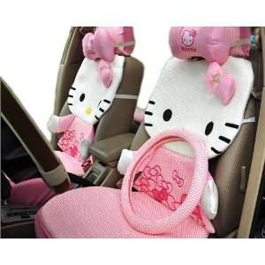 Car Rearview Front Rear Seat Saddle Cover Cushion Kit EMS Shipping