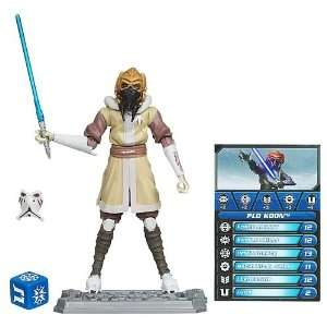 Star Wars Clone Wars Plo Koon in Cold Gear Action Figure Toys & Games