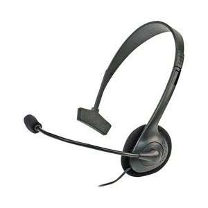 Gear Head MONO HEADSET WITH MICROPHONE (Computer / Headsets