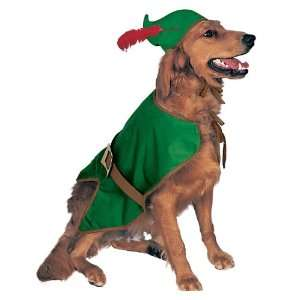 Costumes for Dogs   Christmas Elf/Robin Hood Dog Costume Large Dog