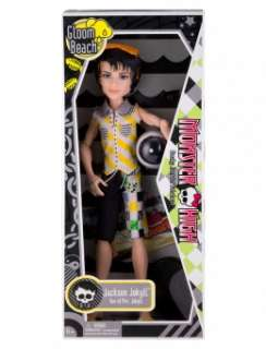 Justice   Monster High Gloom Beach Jackson Doll