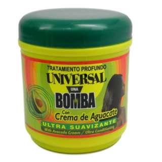 Una Bomba con Crema de Aguacate (Avocado Cream