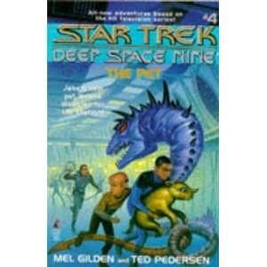 The Pet (Star Trek Deep Space Nine) [Paperback] Mel