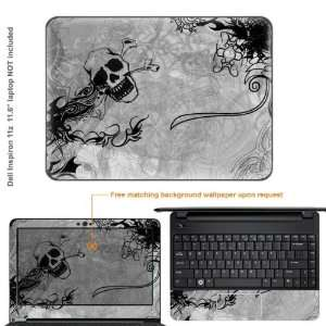 Protective Decal Skin Sticker for Dell Inspiron 11z 11.6