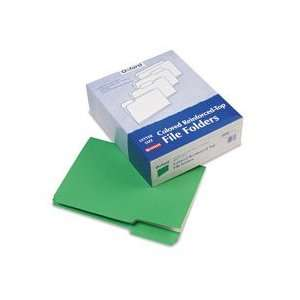® Double Ply Reinforced Top Tab Colored File Folders