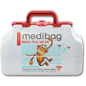 Medibag Family First Aid Kit Health & Personal Care