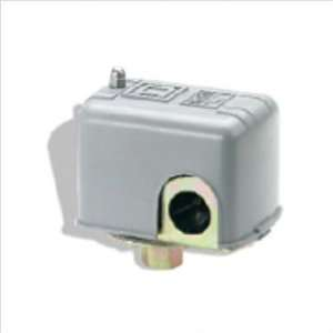 20 40 PSI, 0.25 Pipe Tap Square D Pressure Switch