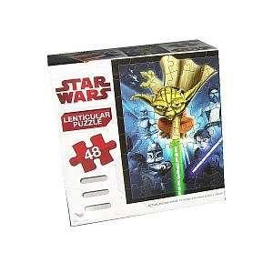 Star Wars Darth Vader Lenticular 100 Piece Puzzle Toys & Games