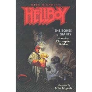 Hellboy: Bones of Giants [Paperback]: Mike Mignola: Books