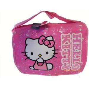 Messenger Bag   Pink Hello Kitty Shoulder Bag [Toy] Toys & Games