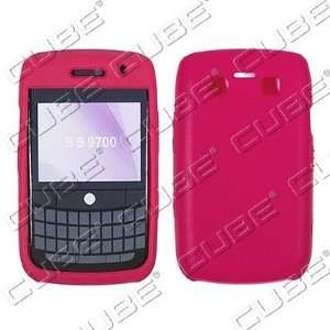 Hot Pink Zebra Print Faceplate Case Cell Phone Cover For