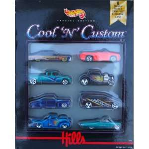 Hot Wheels Special Edition Cool N Custom Car Set  Toys & Games