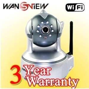 ip camera w/ ir audio remote view cctv wireless wifi ip camera Camera