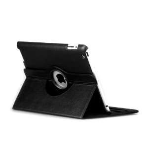 Koolertron (TM) Black Smart Leather Stand Case Cover+LCD