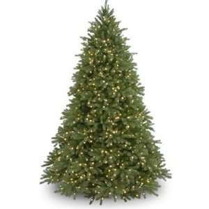9 Poly Jersey Fraser Fir Hinged Christmas Tree; 1500