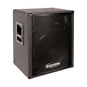 Kustom KSC Series Speaker Enclosure, 15 Musical