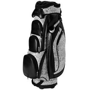 Glove It Ladies Signature 14 Way Golf Cart Bags   Python