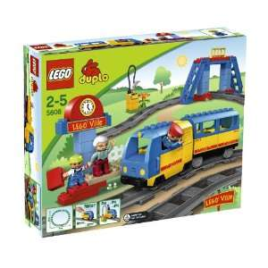 LEGO Duplo Train Starter Set 5608: Toys & Games