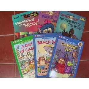Mercer Mayer Little Critter First Readers Box Set of 6